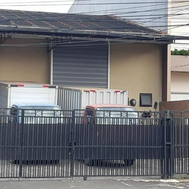 Turun Harga Murah Gudang Kantor di Jalan Raya cocok untuk Usaha Villa Melati Mas Tangerang