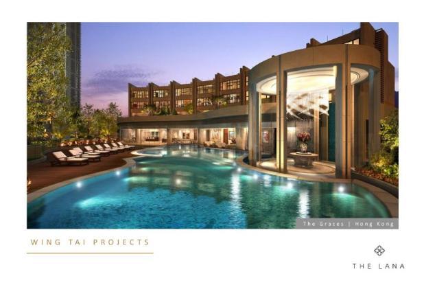 Rp2,59mily Apartemen Dijual