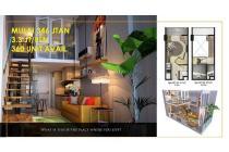 Dijual Apartemen Crown Residence Tipe Loft Lokasi Strategis, Sidoarjo