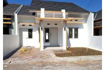Rumah Baru Dalam Perumahan di Gamping JL Wates Km 8
