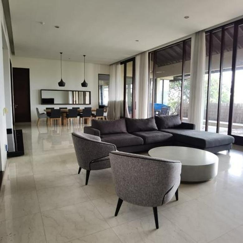 Penthouse in Tropical Compound Cilandak