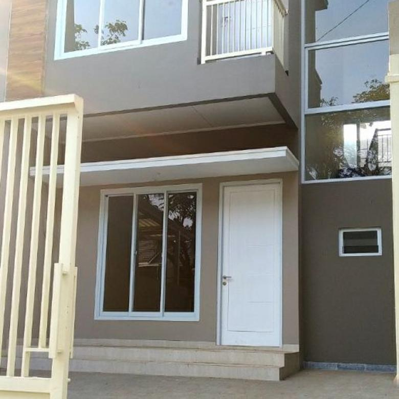 [ BRAND-NEW 100% ] Villa Melati Mas BSD City Serpong Tangerang