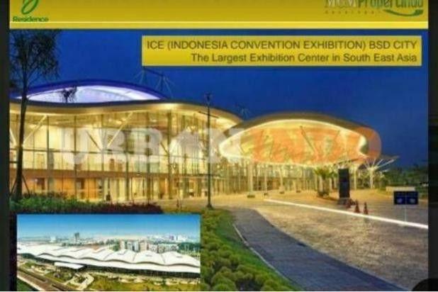 Dijual Apartemen Strategis di B Residence BSD City, Tangerang 12165133