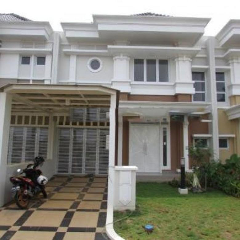 Disewa Cepat Rumah Type Premium 2 Lt di Cluster Vernonia, Summarecon Bekasi