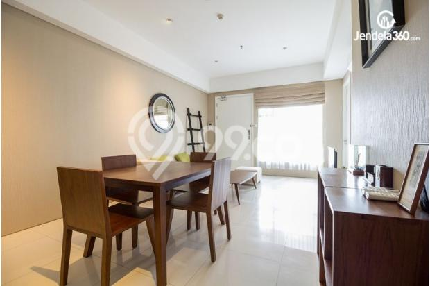 Apartemen 1 Park Residence 3BR+2KM city&swimming pool view (bisa dicicil) 8058480