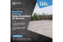 Lahan Investasi Esklusif Dekat Jl Wates Dan Fasilitas Lengkap