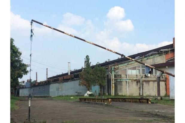 Rp90mily Pabrik Dijual