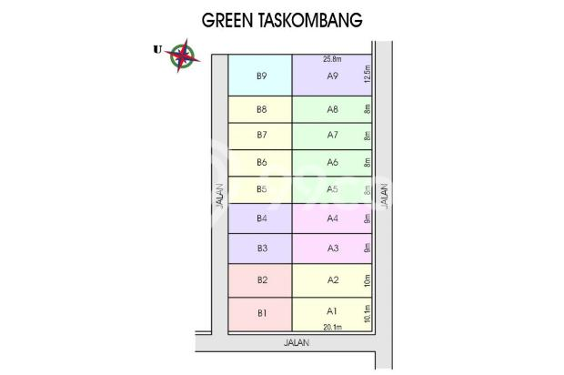 Tanah di Perumahan, Dekat Candi Prambanan  Klaten,  12 X Angsuran Tanpa Bun 16359809