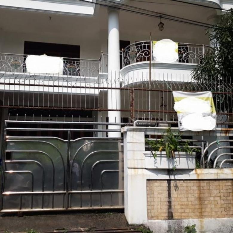 Rumah Jalan Babakan Jeruk, Pasteur Bandung.