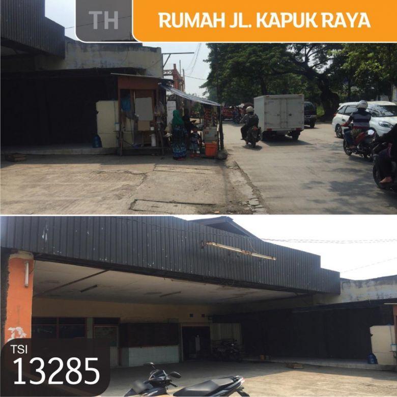 Rumah Jl. Kapuk Raya, Jakarta Utara, 10x35m, 1 Lt, SHM