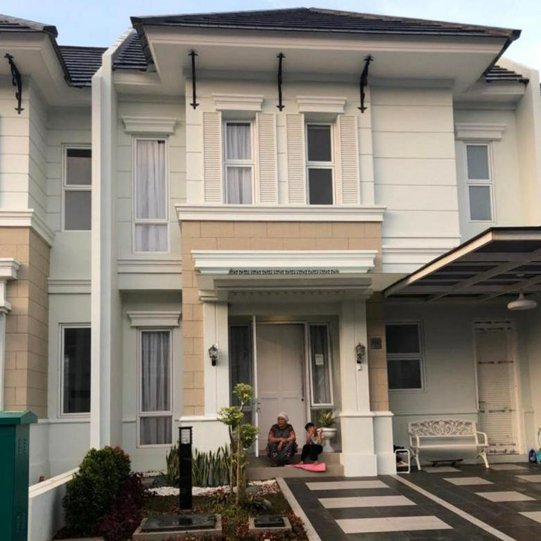Rumah Banjar Wijaya Cluster Malberry Tangerang Furnish