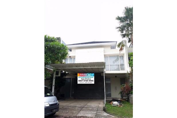 MEWAH, MURAH! Rumah Pakuwon City cluster Palm Beach Malibu, posisi depan 17342128
