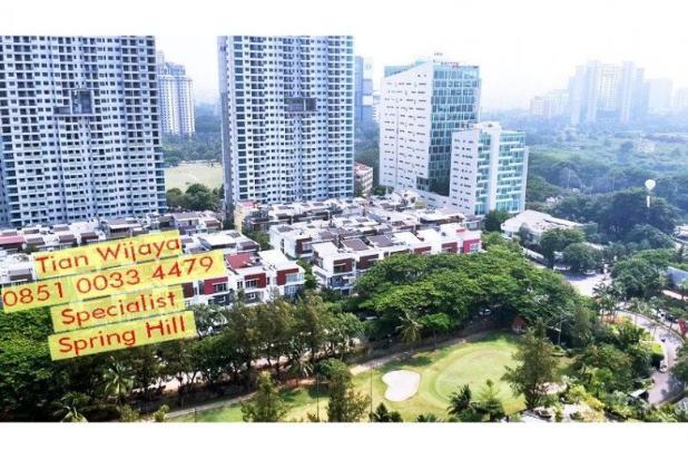 DIJUAL Cepat + Murahhhh Apartemen Mewah Royale Spring Hills 1 br (79m2) 5556180