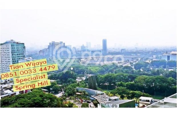 DIJUAL Cepat + Murahhhh Apartemen Mewah Royale Spring Hills 1 br (79m2) 5556179
