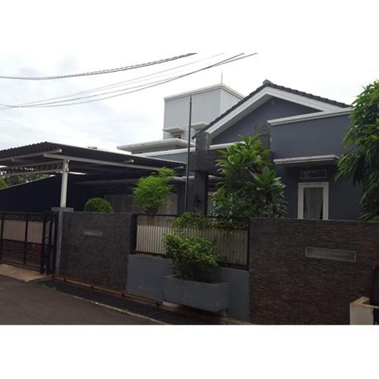 Rumah Mewah Murah Jakarta Timur Pondok Kelapa Aman Strategis