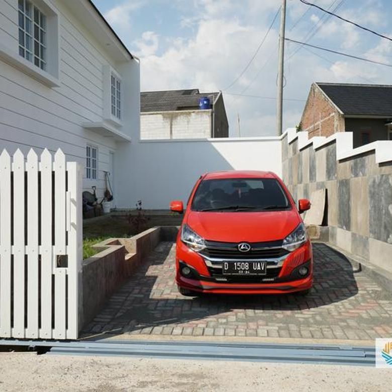 Rumah Minimalis Modern di Cihanjuang Bandung Barat Lembang
