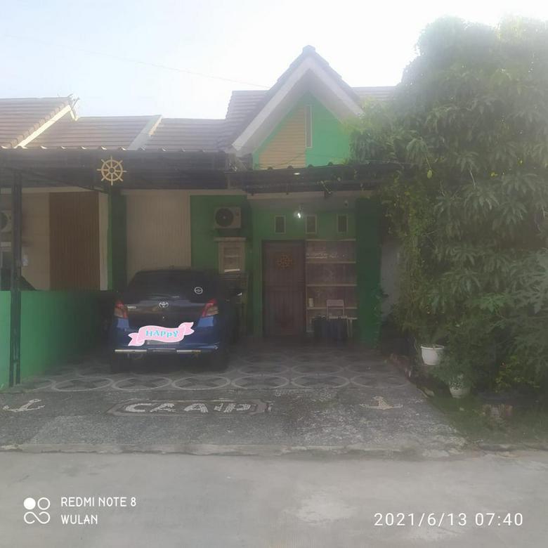 Rumah Cluster Mutiara Gading City Bekasi