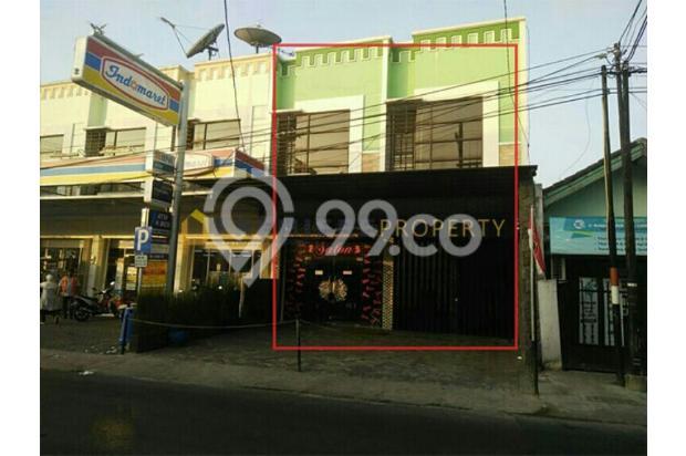Jual 2 Unit Ruko harga 3M-an, Tengah Kota Jl. Bunga Cengkeh, Malang 16048772
