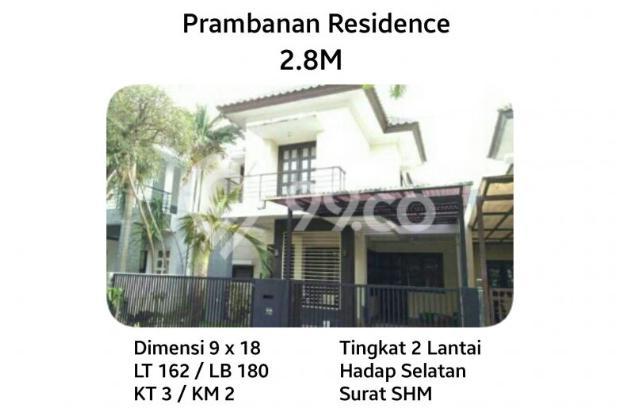 Prambanan Residence Siap Huni Lokasi Mewah Banyak Pilihan 8336389