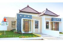 Rumah di serpong - cisauk cluster murah dekat stasiun krl