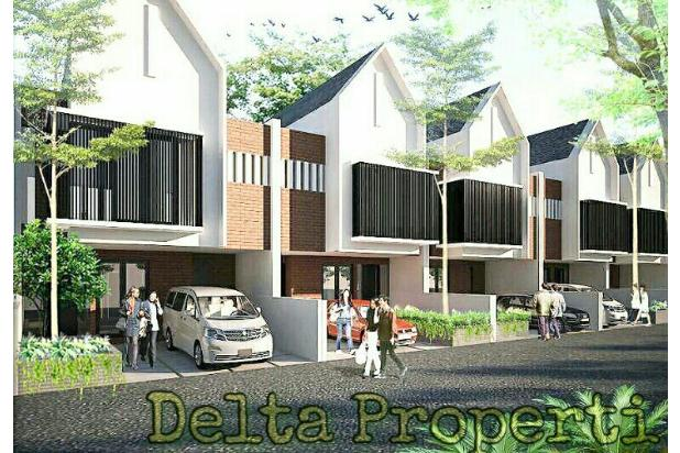 Town house exclusive harga 3 M an di pejaten barat Jakarta Selatan 16350351