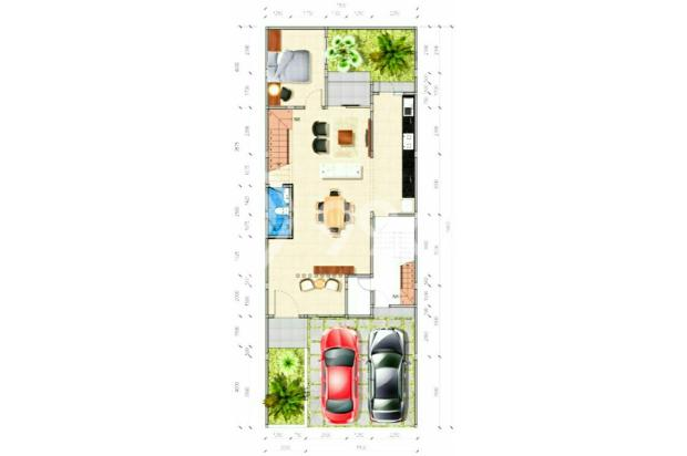Town house exclusive harga 3 M an di pejaten barat Jakarta Selatan 16350362
