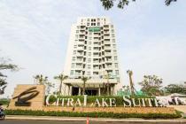 Apartemen Citra Lake Suite Tower Oakwood di Citra Garden 6 (Kode CG 167)