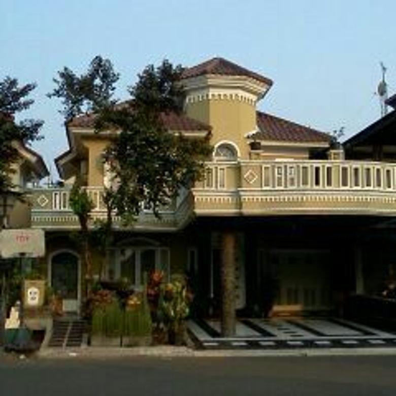 dijual Cepat (BU)  rumah elit di cluster ESPANOLA telaga Golf