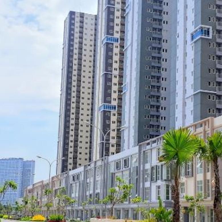 DIJUAL Apartemen Puncak Dharmahusada 2BR lokasi Strategis