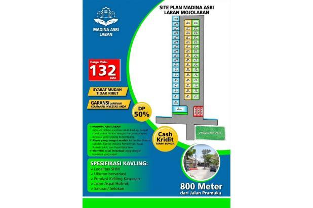 Rp132jt Rumah Dijual
