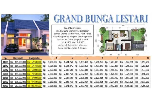 Grand Bunga Lestari. hunian minimalis modern paling murah 15712441
