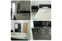 VISTA-Educity Stanford type 1BR murah furnished view lagoon
