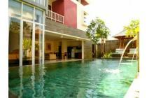 villa mewah full furniture di dewi saraswati, seminyak, kuta, bali