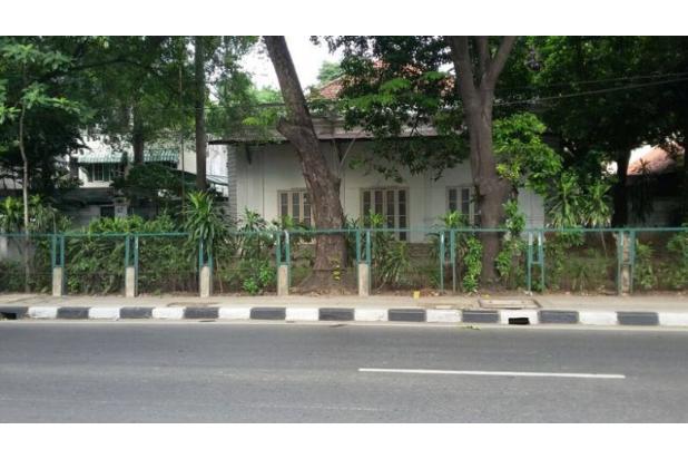 Dijual Tanah & Bangunan Tua yang masih terawat di jalan Cikini Raya Menteng 16502199