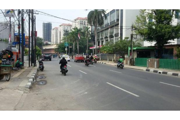 Dijual Tanah & Bangunan Tua yang masih terawat di jalan Cikini Raya Menteng 16502200