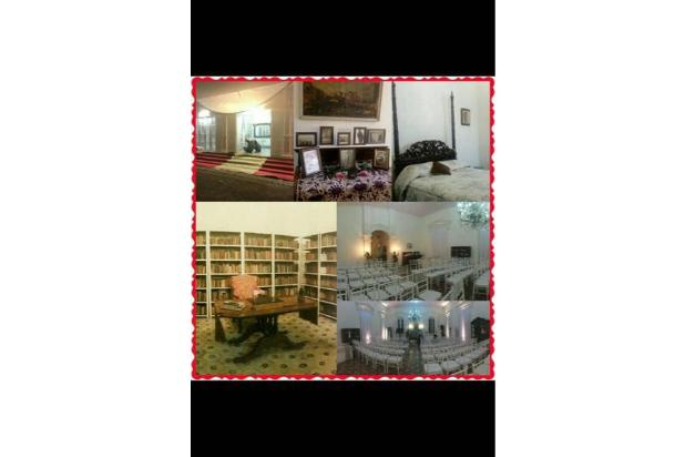 Dijual Tanah & Bangunan Tua yang masih terawat di jalan Cikini Raya Menteng 16502207