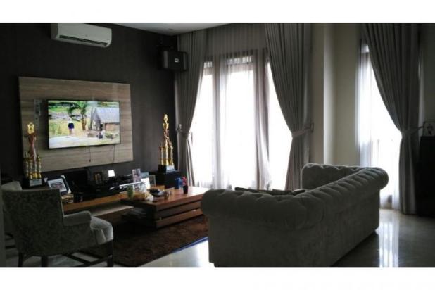 Rumah Mewah, Siap Huni, Semi furnished. Bintaro Jaya Tangerang Selatan 5519443