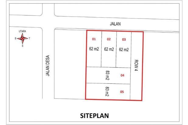 Manfaatkan KPR DP 0 % Rumah di Depok Garansi Akad 16049970