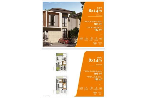 Rp5,66mily Rumah Dijual