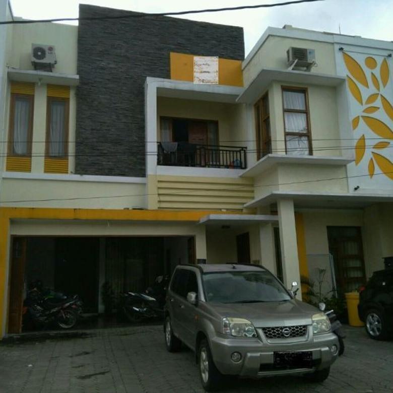 Kost Ekslusif DI Jl.Kaliurang Dekat Kampus UGM,LB 720 m2
