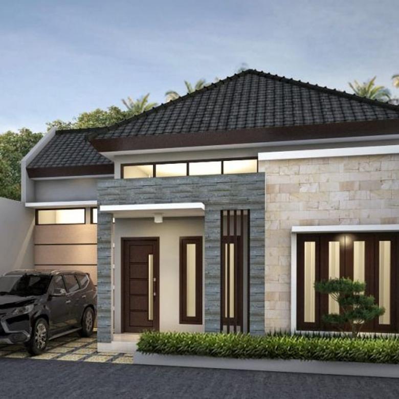 Rumah Baru Pesan Bangun di Gedangan Sukoharjo (YY)
