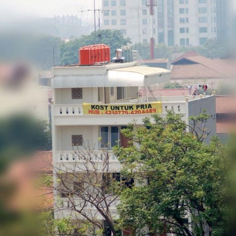 Kost untuk PRIA di Jl Pramuka - Rawasari - Jakarta Pusat