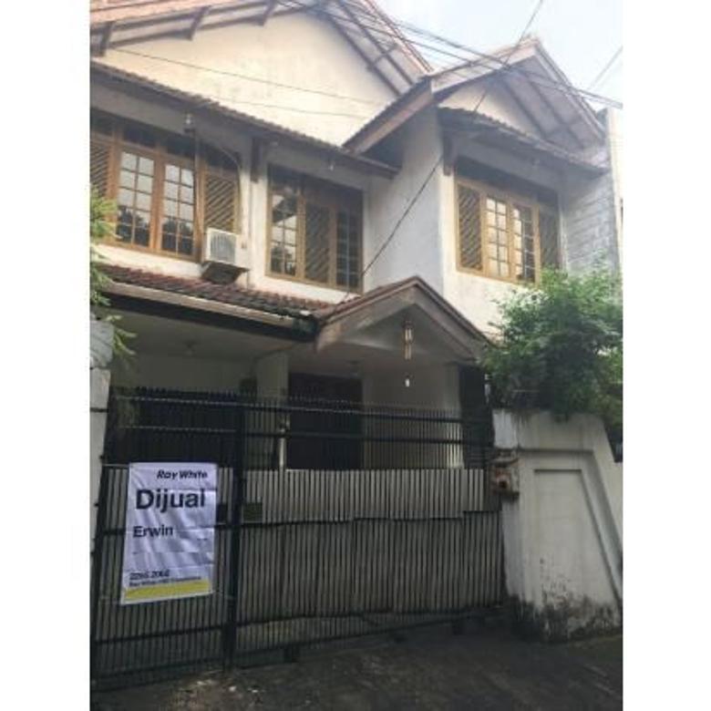 Dijual Rumah SHM Bebas Banjir di Tomang (kode TM 269)