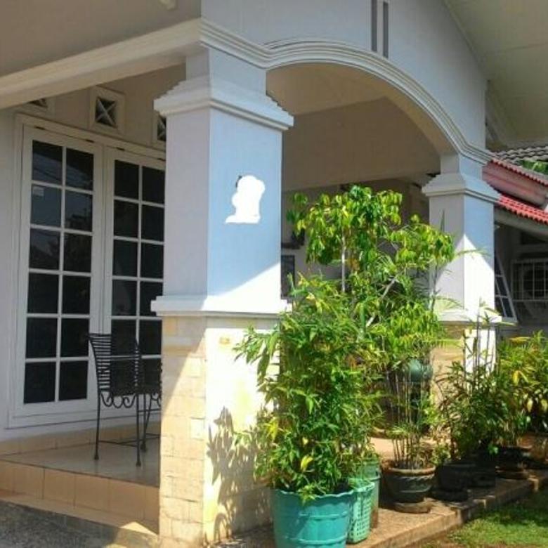 Rumah murah kompleks Bukit Cinere Indah Jakarta selatan