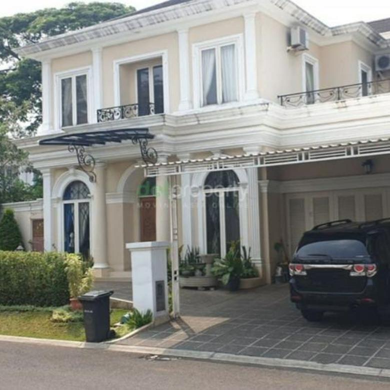 Rumah murah siap huni di Les Beles Maison Bsd