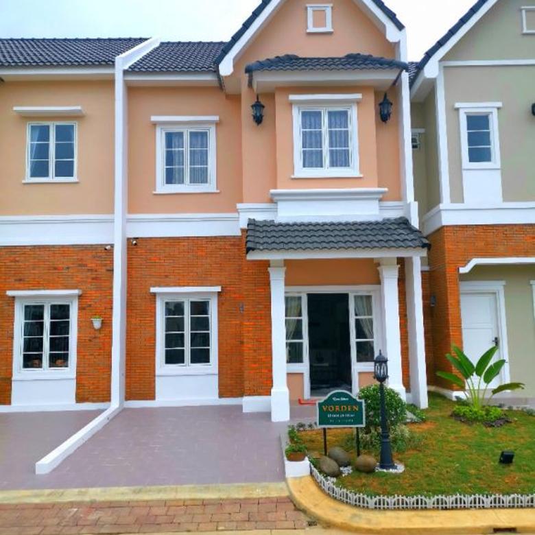 Rumah Dijual di Medan Johor Tipe Vorden 6 x 14, Siap Huni
