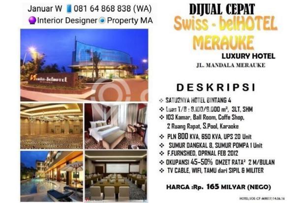 Jual Swisbel Hotel MERAUKE 17994920