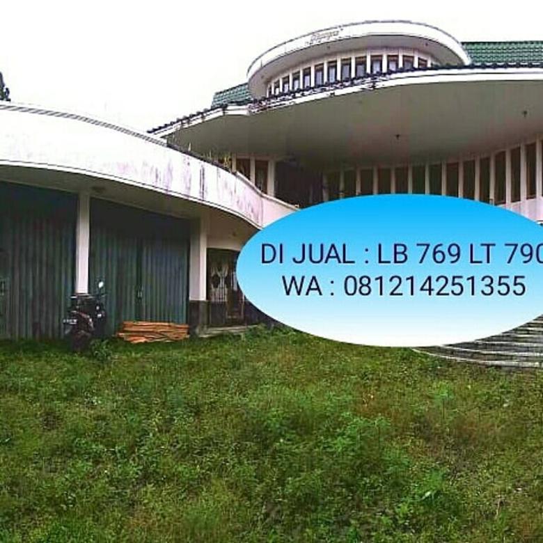 Jual Rumah Mewah 3 LT Bandung