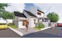 Rumah Baru Dijual Daerah Rejondani. Jalan Palagan Sleman Jogja