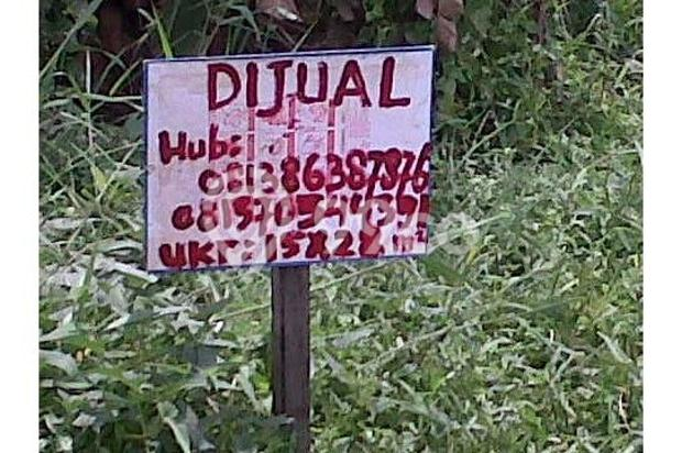 Dijual tanah lokasi sangat strategis di kota Medan 5860331